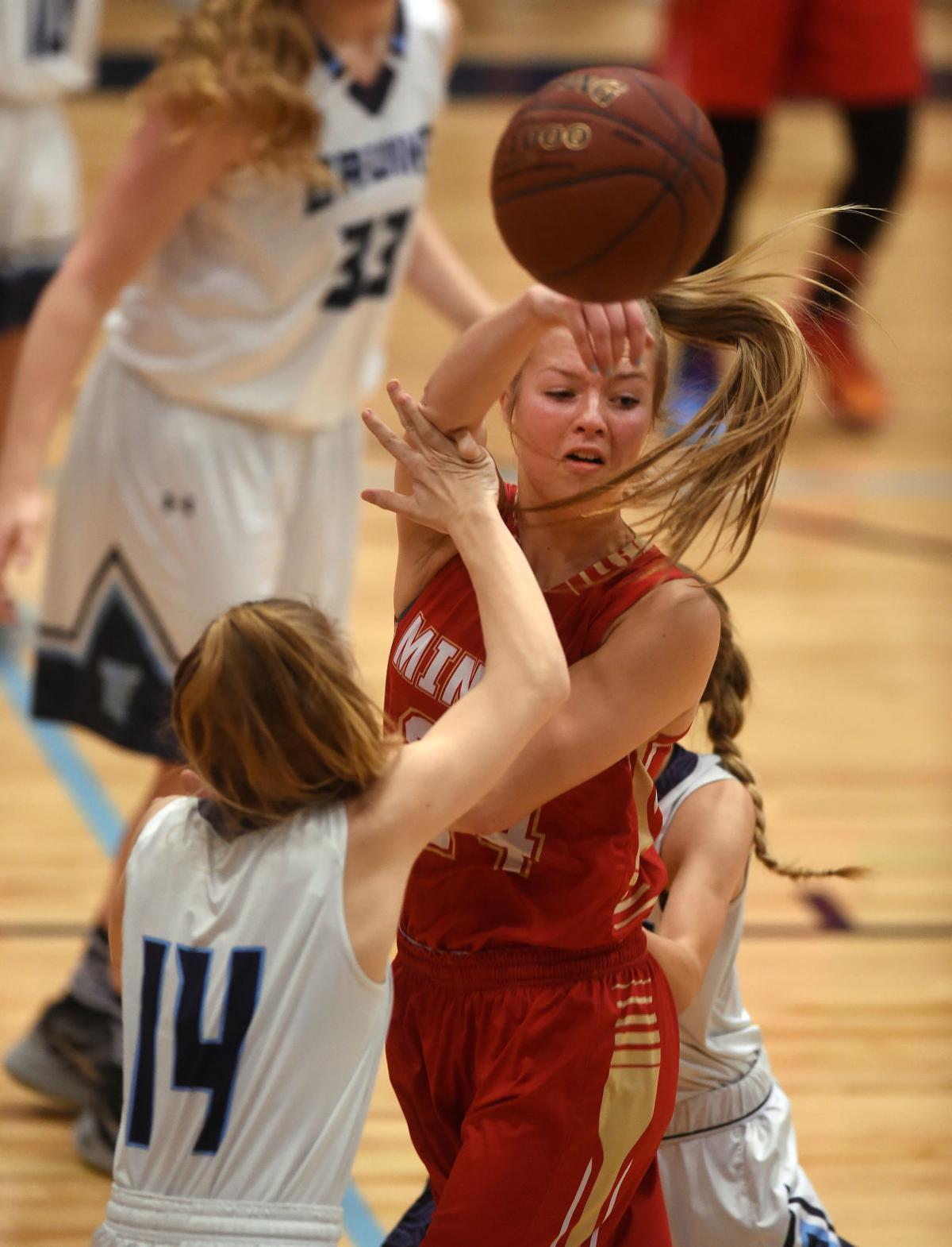 Girls Basketball - Minico Vs. Twin Falls