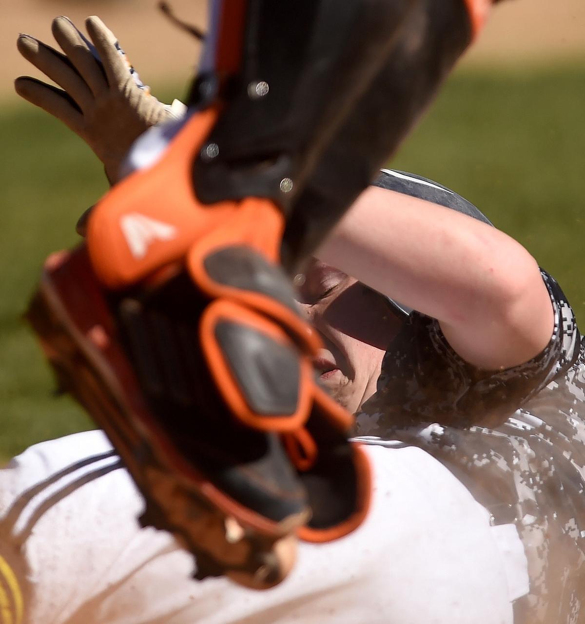 Baseball - Declo Vs. Wendell