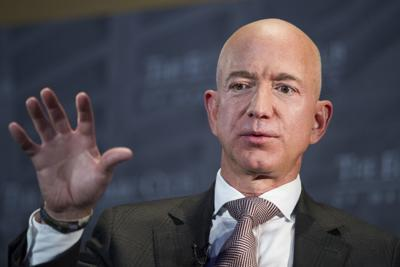 Jeff Bezos National Enquirer