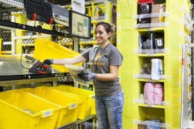 Amazon Is Raising Its Minimum Wage To $15 Per Hour In The U.S.