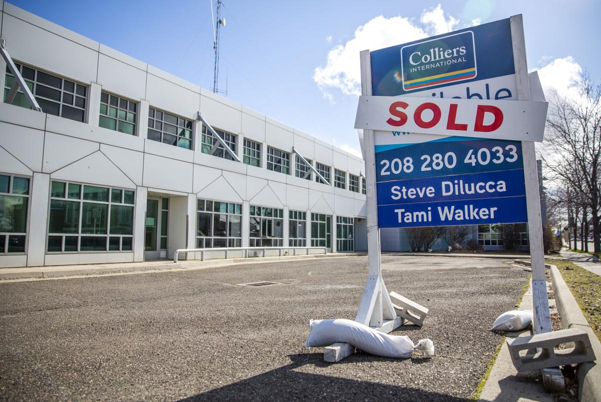 Old clinic building sold