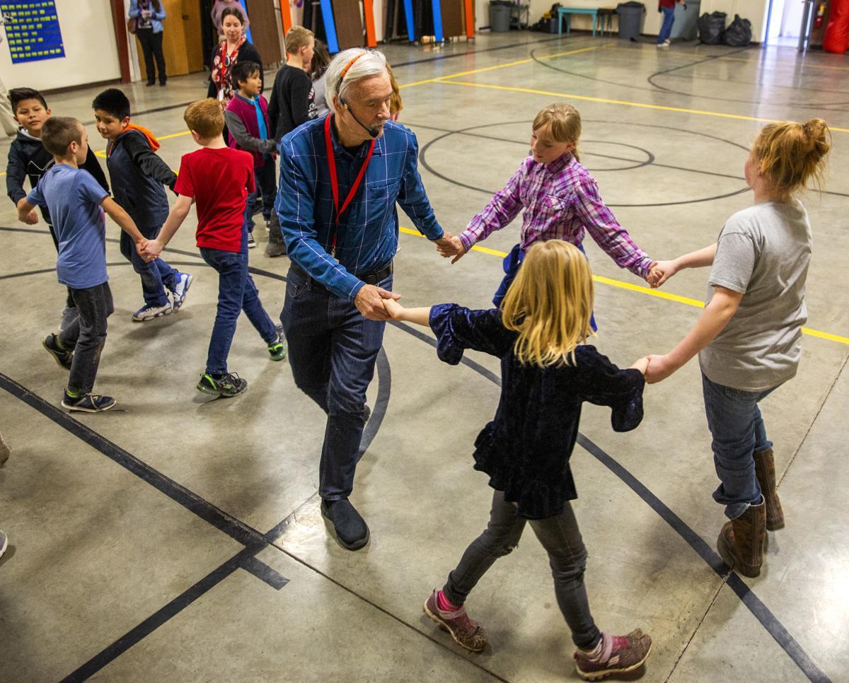 Hollister dance program