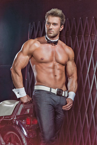Nude chippendales calendar