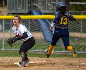 PHOTOS: Wendell vs Declo softball