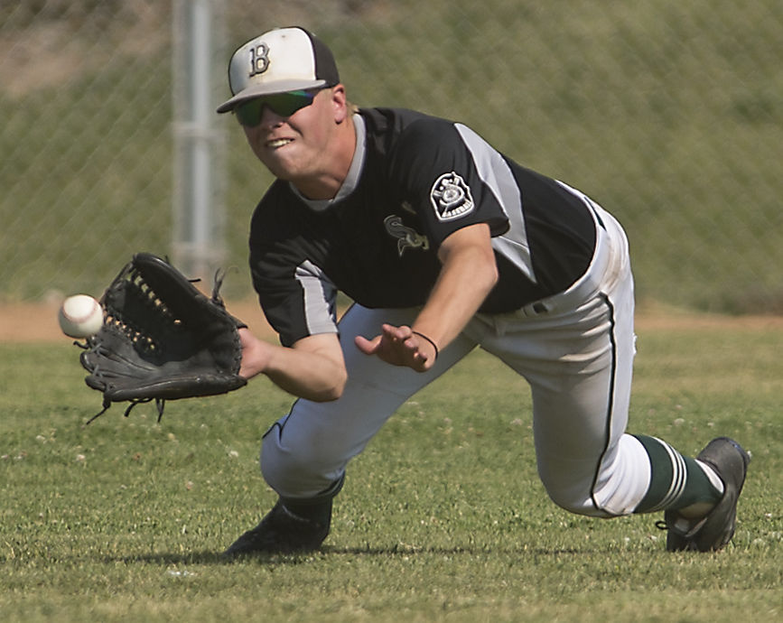 Baseball - Grizz Vs. Green Sox