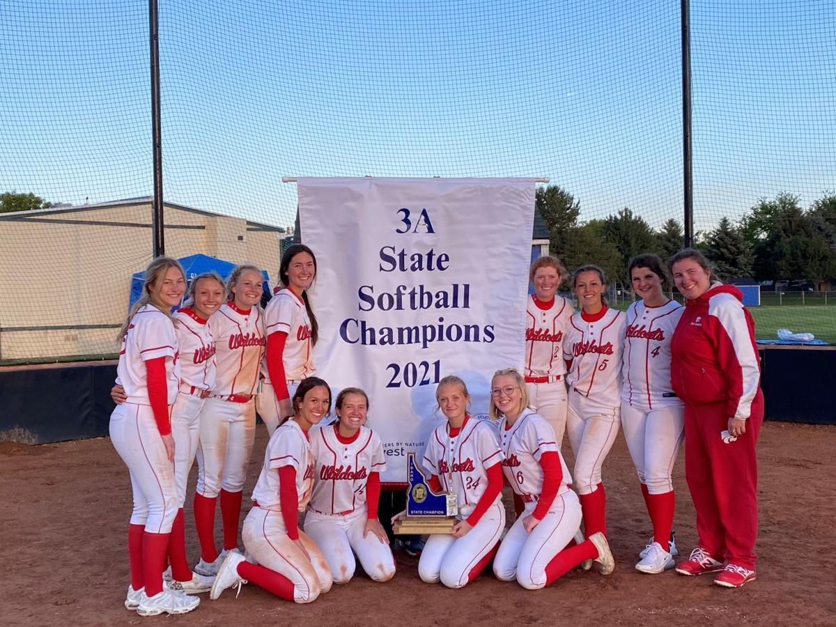 Filer High School 3A State Softball Champs