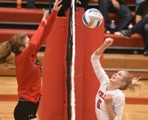 PHOTOS: Volleyball - Gooding Vs. Filer