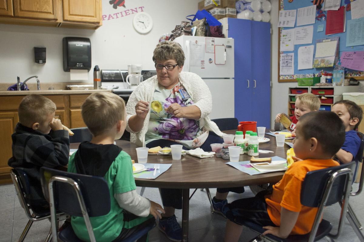 Harrison Elementary preschool