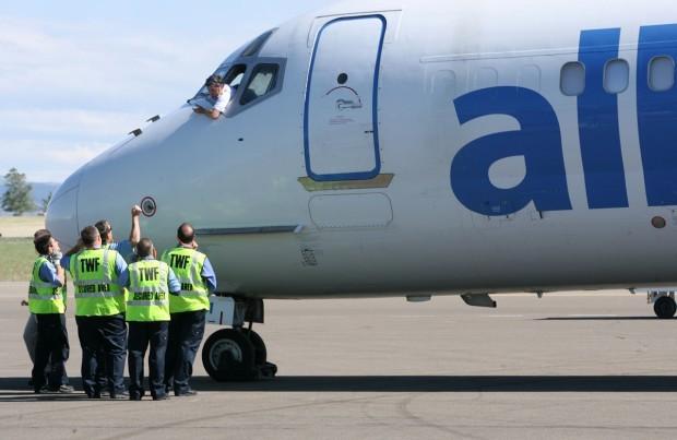 Allegiant Airlines To Suspend Twin Falls Flights