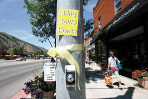 Wood River Valley shows support for soldier captured in Afghanistan