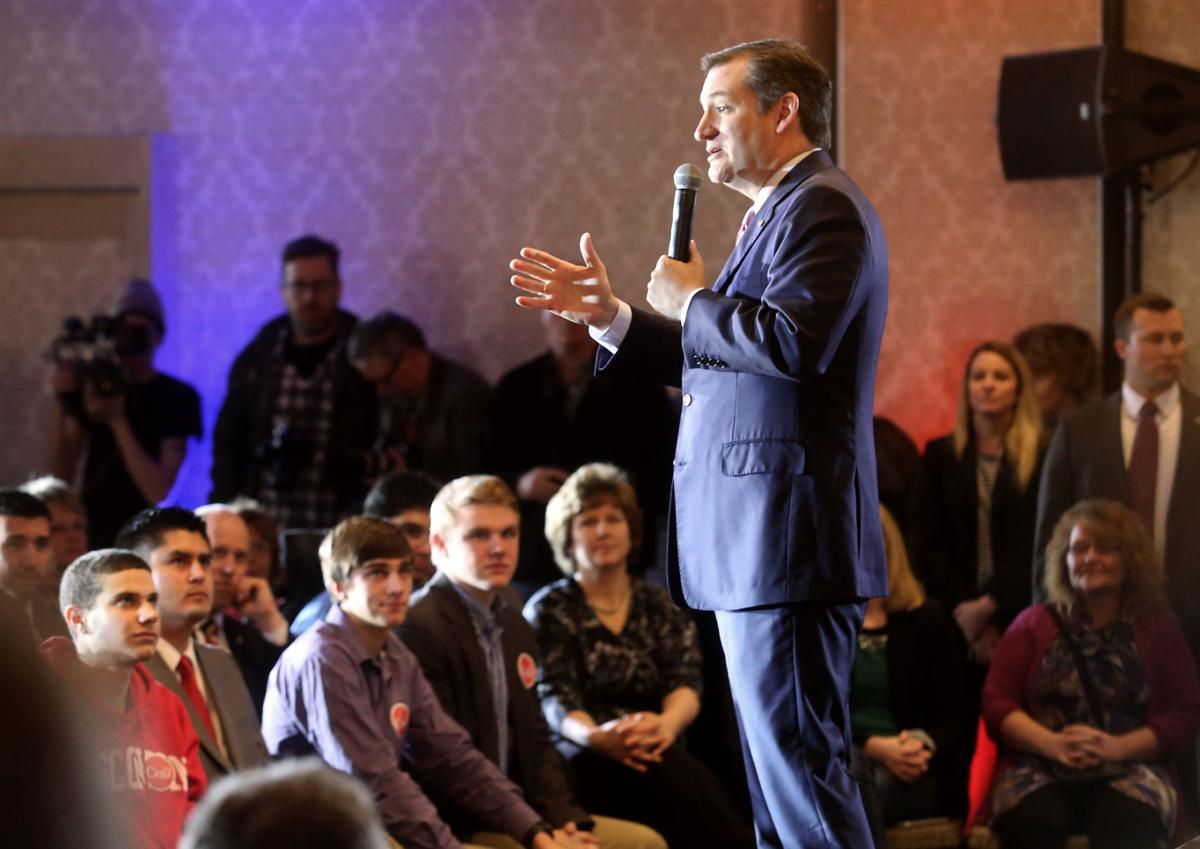 Ted Cruz takes lead in latest Marquette Law School Poll