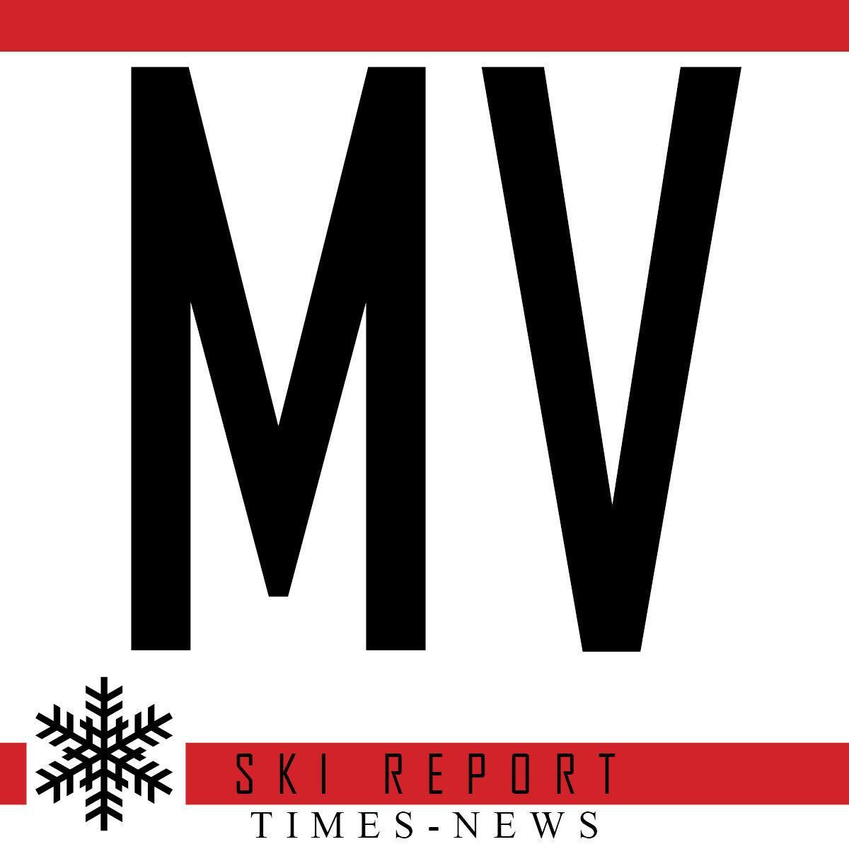 MV Ski Report