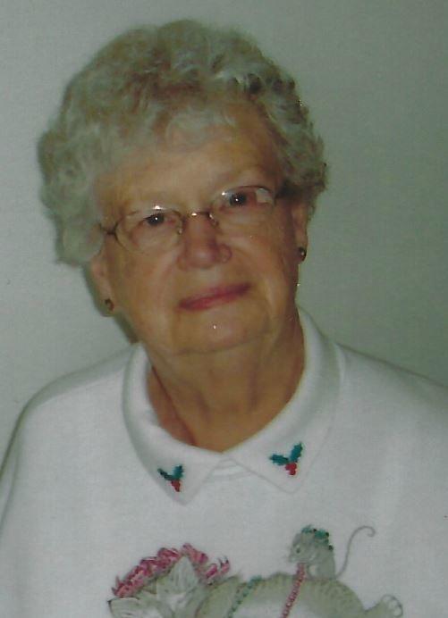 Obituary: Jean McBride
