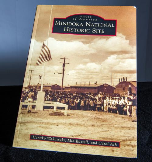 minidoka national historic site book is engaging and educational southern idaho entertainment magicvalley com minidoka national historic site book