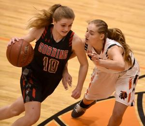 PHOTOS: Girls Basketball - Gooding Vs. Buhl