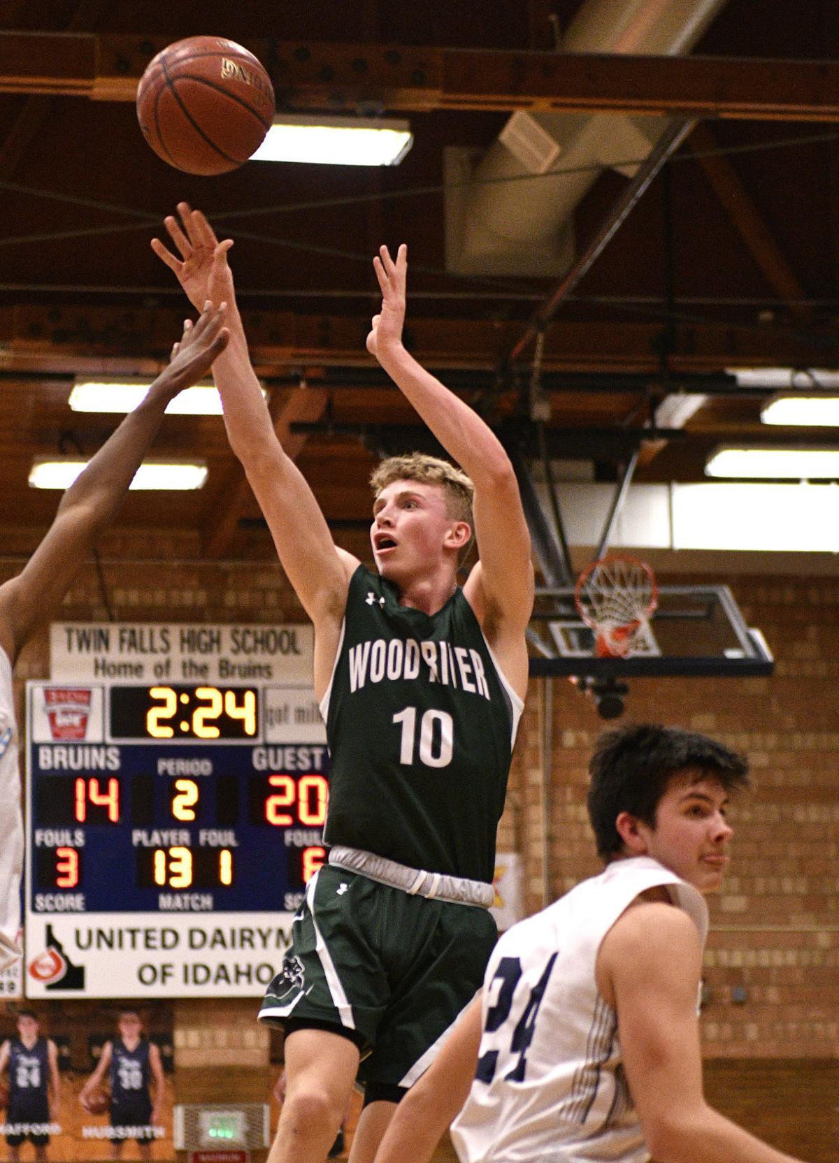 Boys Basketball - Wood River Vs. Twin Falls