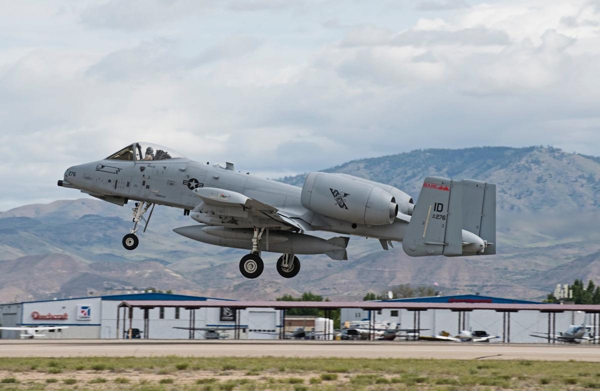 The 124th Fighter Wing Idaho – Salutes Essential Workers