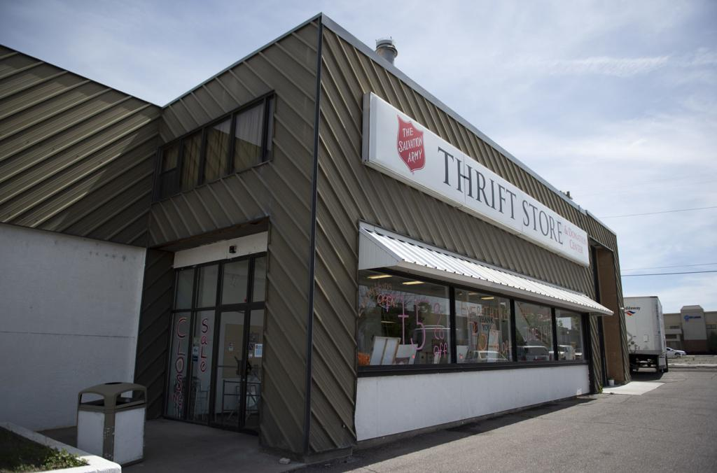 Twin Falls Salvation Army Thrift Store Closing Its Doors