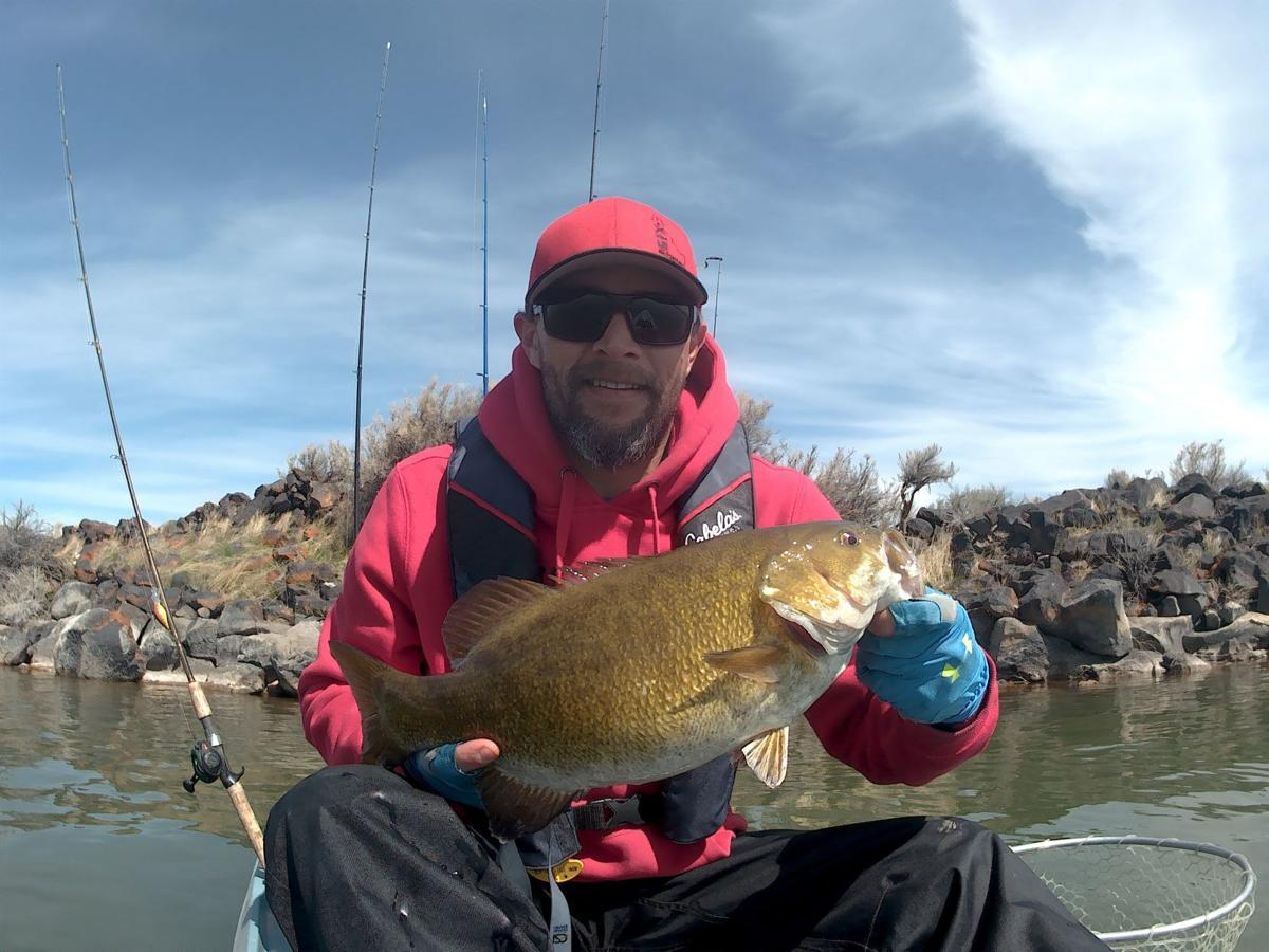 Kayak Small mouth