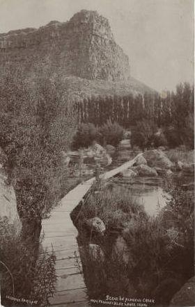 Alpheus Creek at Blue Lakes