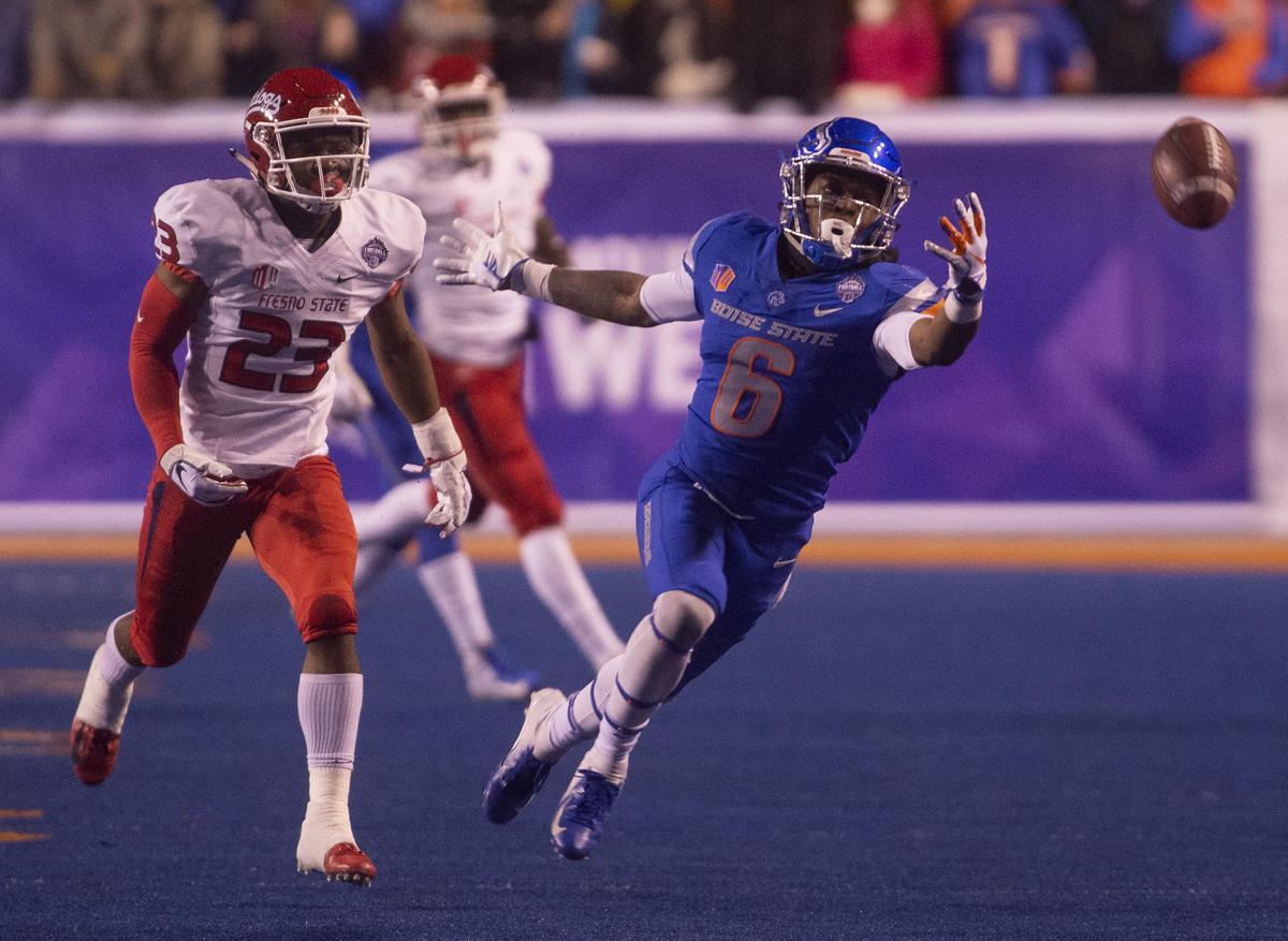 Boise State takes on Fresno State