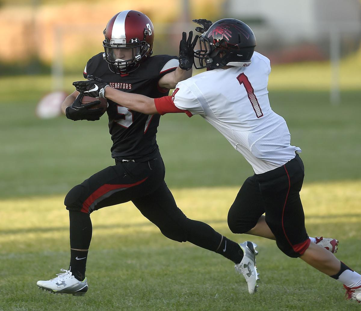 Football - South Fremont Vs. Gooding