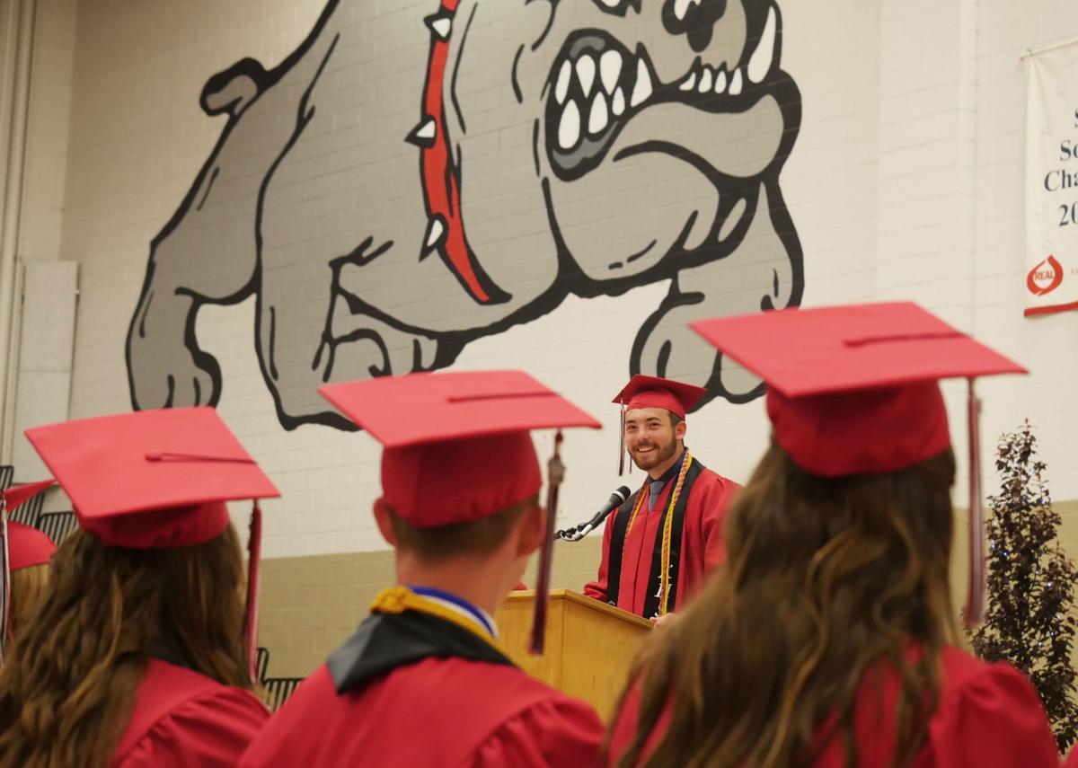 Kimberly High Graduation - 8