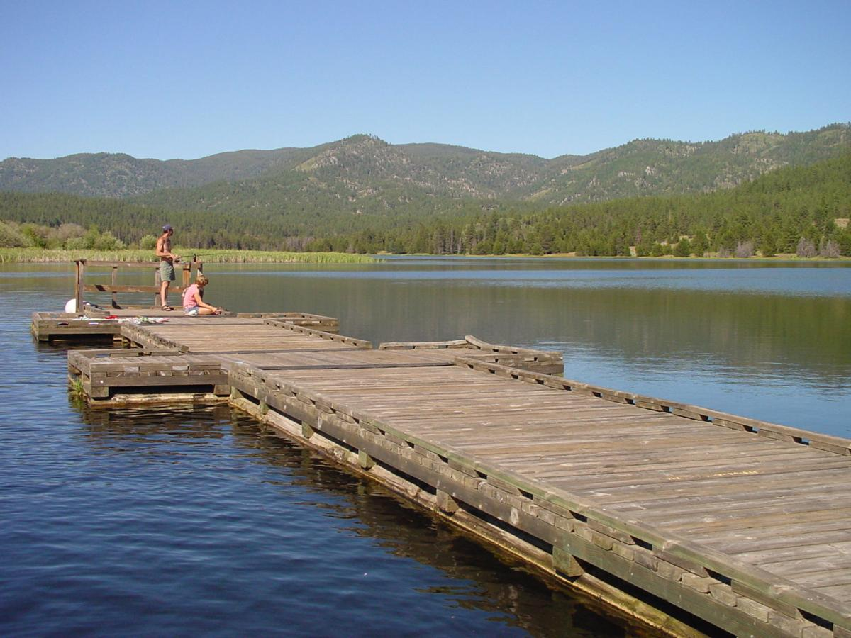 New camping fees at horsethief reservoir outdoors and for Cascade lake idaho fishing