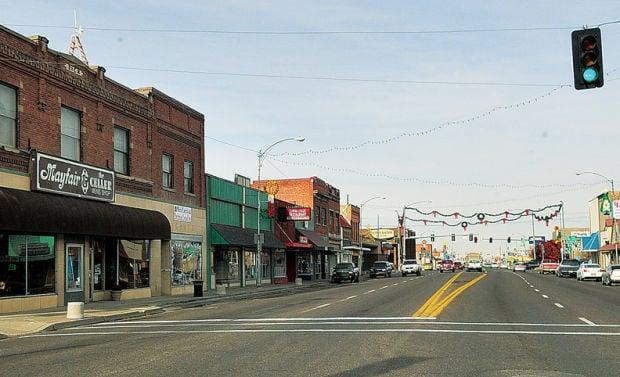 Burley Eyes Downtown Revitalization Plan Mini Cassia