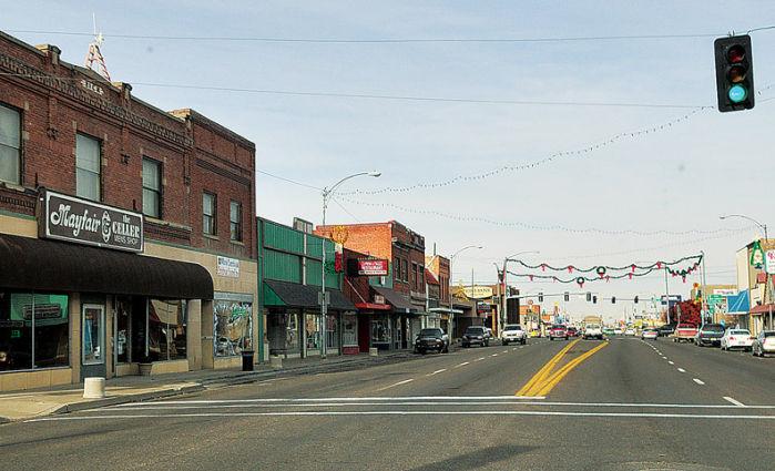 Burley Eyes Downtown Revitalization Plan