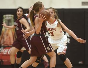 PHOTOS: Girls Basketball - Oakley Vs. Shoshone
