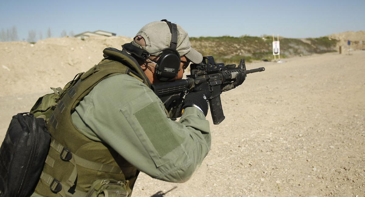 Gallery: Tactical Training with TF, Blaine County and Filer Police