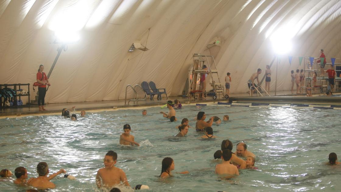 Twin Falls Pool To Get New Bubble Focus On Swim Lessons Southern Idaho Local News