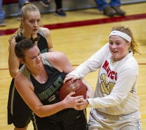 PHOTOS: Minico vs Burley girls basketball