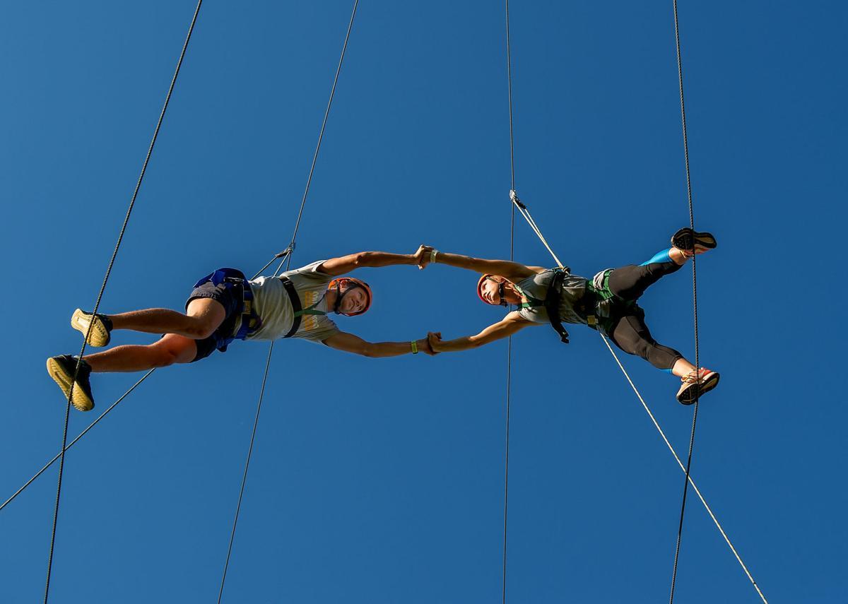 CSI Cross-country cruises challenge course