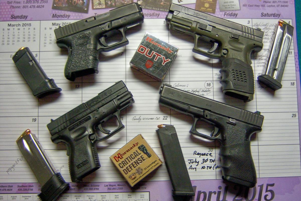Top 10 concealed carry pistols
