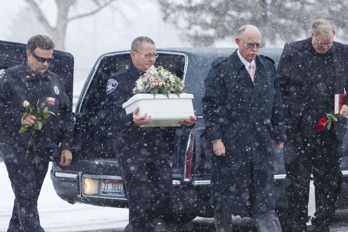 Angel Rose Funeral