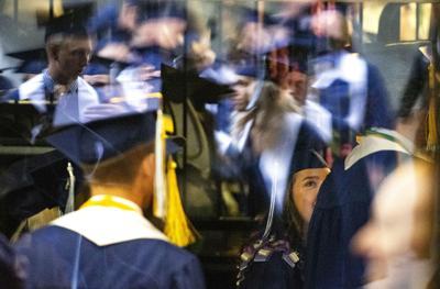 Twin Falls Seniors graduate