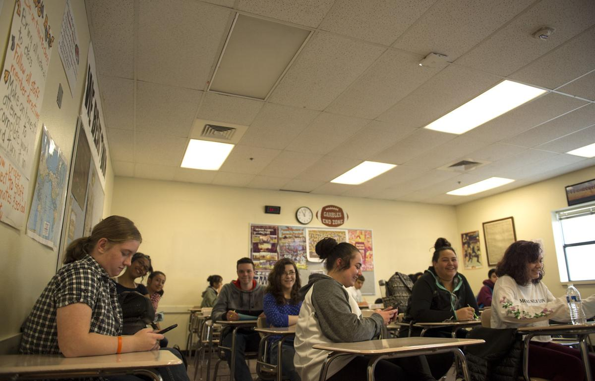 Enrollment gets bumped up in Jerome