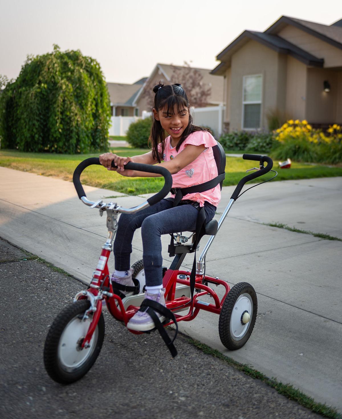 Cycling of Southern Idaho gives