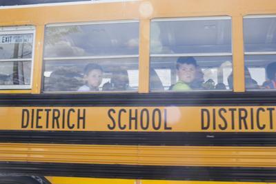 Dietrich School Lockdown
