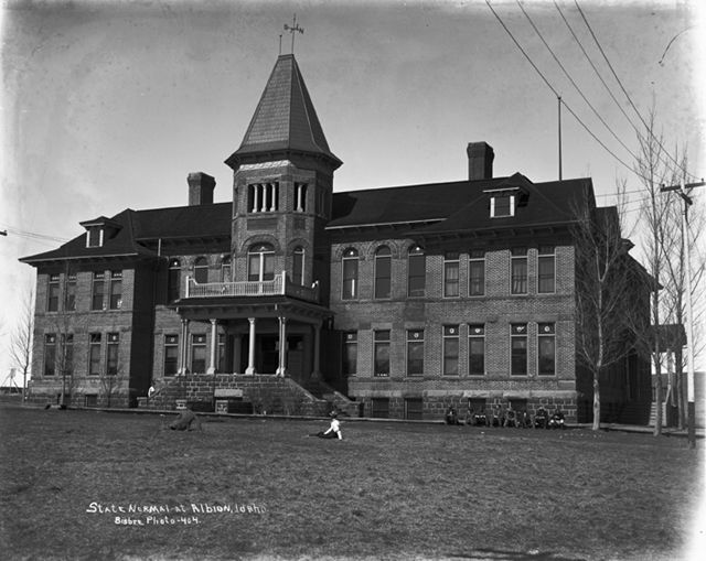 Albion State Normal School