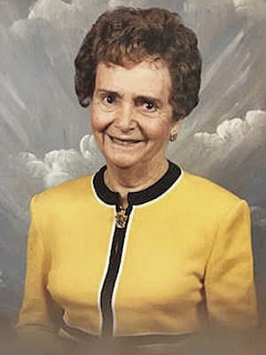Obituary: Mary Sue Langdon