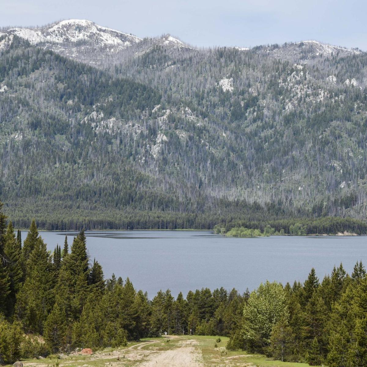 Thomas: After decades of travel, Idaho still holds hidden ... on deadwood lake idaho map, western idaho road map, kooskia id map,