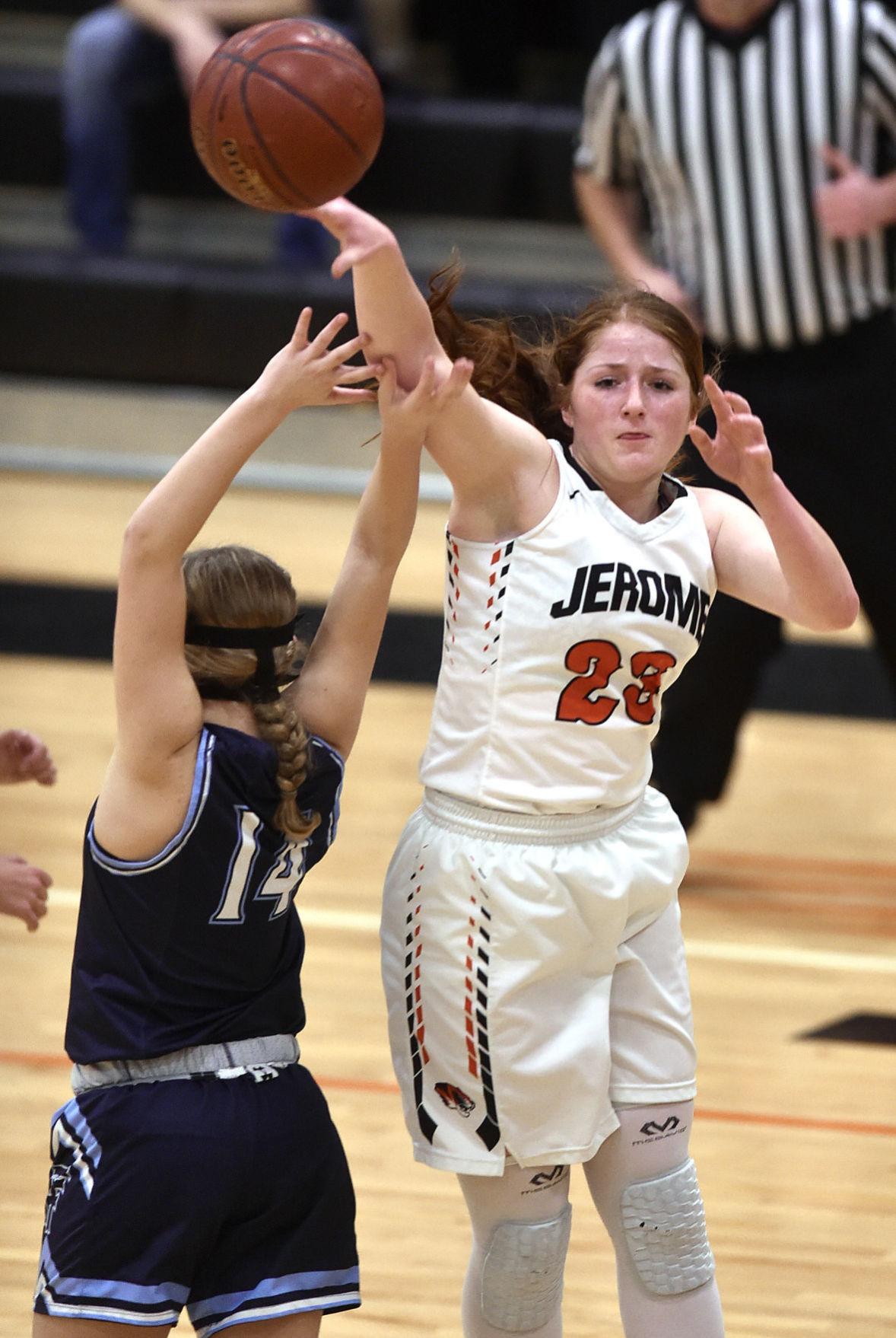 Girls Basketball -Twin Falls Vs. Jerome