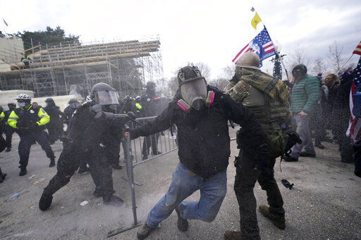 Deadly siege focuses attention on Capitol Police