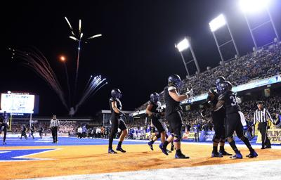 Football - Air Force Vs. Boise State