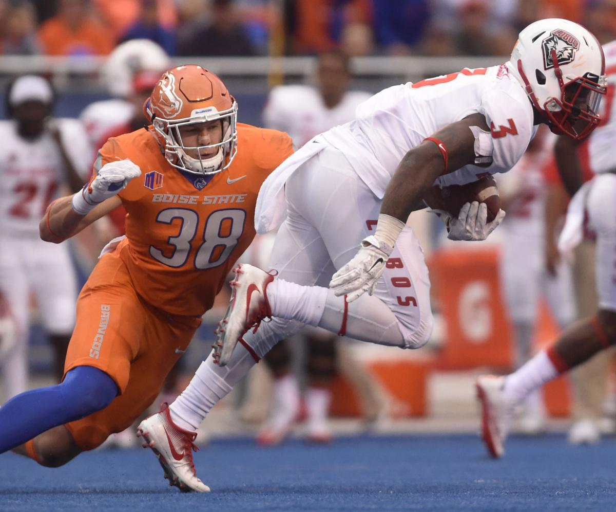 Boise State vs. New Mexico