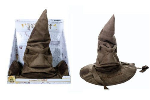 df61650a01c Target Selling Harry Potter Sorting Hat That Actually Tells You Which  Hogwarts House You re