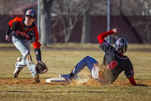 PHOTOS: Buhl vs Gooding baseball
